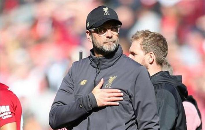 HLV Klopp nói về mục tiêu của Liverpool ở mùa giải 2019/20