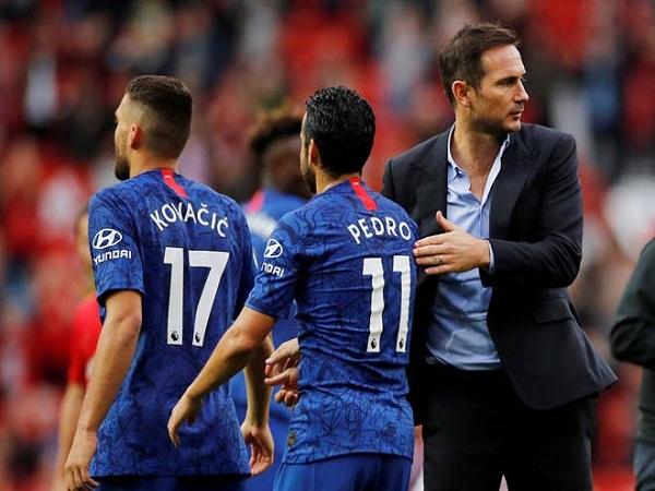 Tin bóng đá quốc tế ngày 14/8: Mourinho chỉ trích Frank Lampard