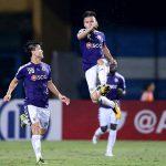 Hà Nội FC đánh bại Altyn Asyr ở bán kết lượt đi AFC Cup