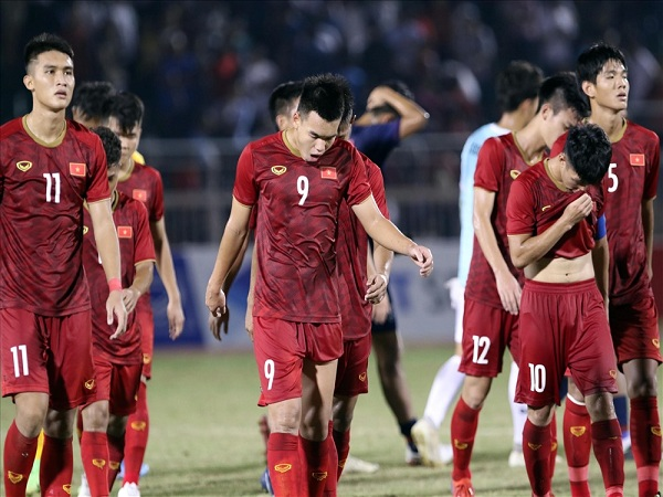 U18 Việt Nam thua Campuchia, bị loại khỏi giải U18 Đông Nam Á