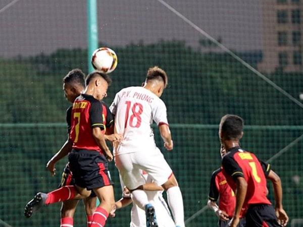 Tin bóng đá Việt Nam 15/9: U16 Việt Nam ra quân thắng lợi