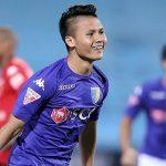 Tin bóng đá Việt Nam 16/9: Quang Hải sẽ là Vua phá lưới V-League?