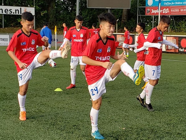 Tin bóng đá Việt Nam 24/9: U18 HAGL toàn thắng tại Hà Lan