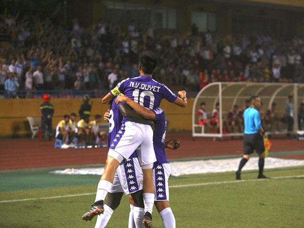 Tin bóng đá Việt Nam 29/9: Hà Nội FC thăng tiến trên BXHchâu Á