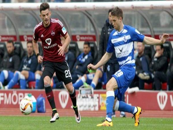 Nhận định bóng đá Kaiserslautern vs Nurnberg (00h30 ngày 31/10)