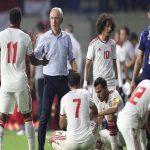 Chiến lược của HLV UAE không được ủng hộ trước trận với Việt Nam