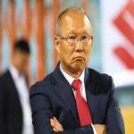 HLV Park Hang-seo phải chịu áp lực khi đối đầu với UAE