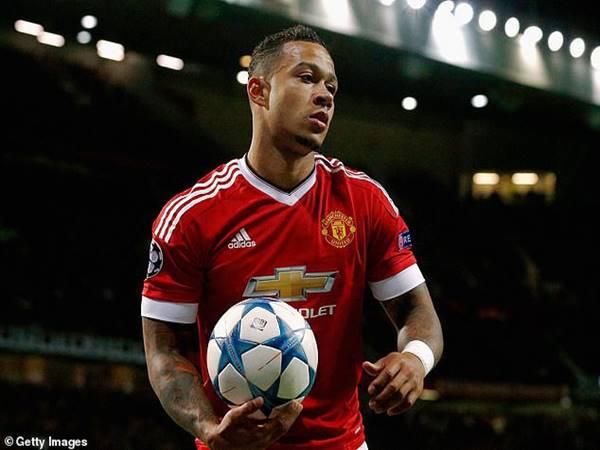 Manchester United được ưu ái lớn trong việc mua lại Memphis Depay