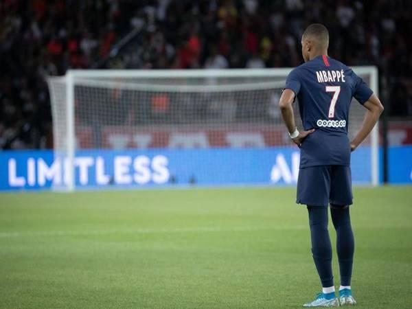 Paris Saint-Germain quyết tâm giữ chân Kylian Mbappe ở lại