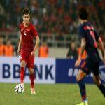 Hậu vệ Hồ Tấn Tài sẽ vắng mặt trong trận mở màn gặp U23 UAE