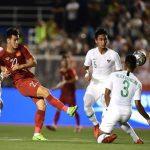 U22 Việt Nam sẵn sàn cho trận chung kết khi không có Quang Hải