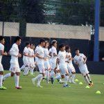 Quang Hải quyết tâm giành chiến thắng ở trận cuối cùng vòng bảng