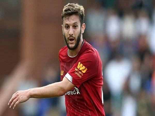 Adam Lallana chính thức chia tay Liverpool vào mùa hè