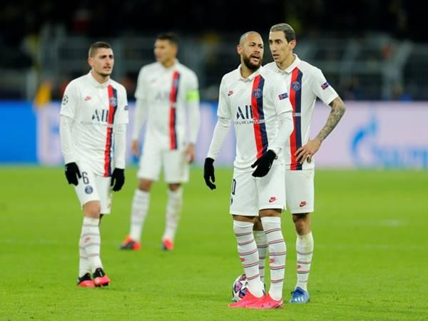 Tiền nhiều cũng không thể giúp Paris Saint-Germain chiến thắng