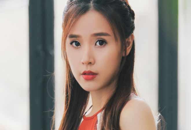 Midu được biết đến là hot girl xinh đẹp nổi tiếng tại Sài Thành thế hệ đầu