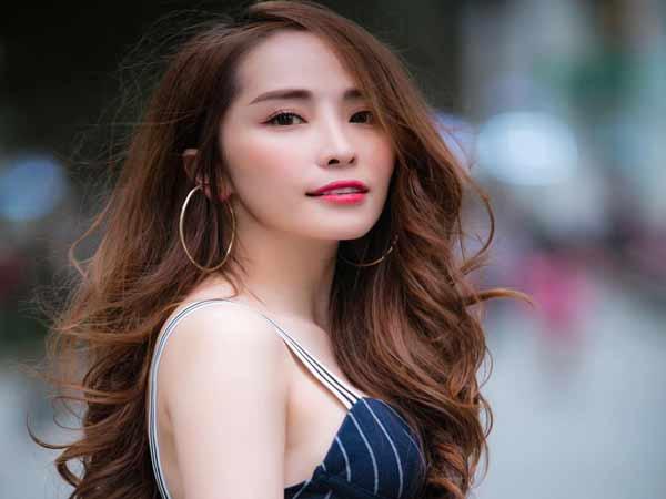 """Diễn viên Quỳnh Nga bắt đầu nổi tiếng từ bộ phim """" Lập trình trái tim"""""""
