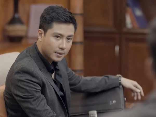"""Diễn viên Thanh Sơn trong bộ phim """" Đừng bắt em phải quên"""""""