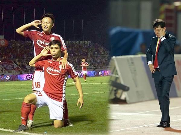 Tin bóng đá 19/10: HLV Chung Hae-soung muốn đòi nợ CLB Sài Gòn