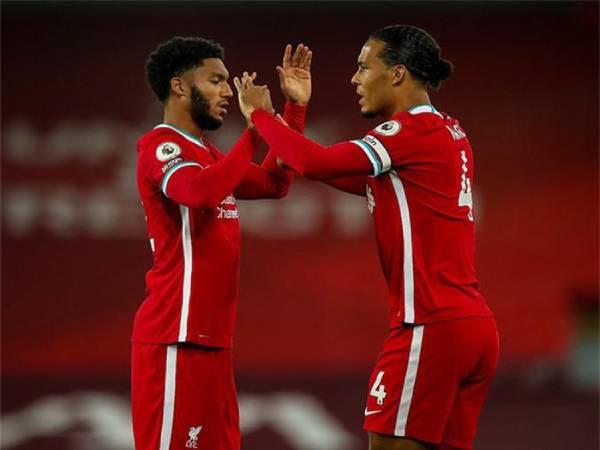 Tin bóng đá QT sáng 16/11: Liverpool đi nguyên hàng thủ