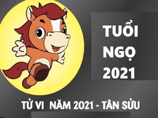 Tử vi tuổi ngọ năm 2021