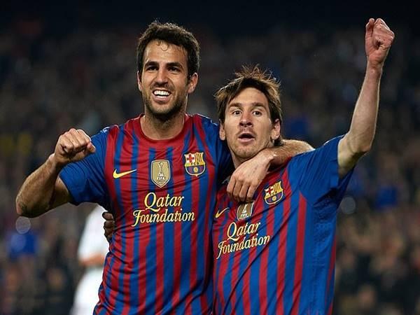 Chuyển nhượng sáng 12/3: Messi sẽ tái hợp với Cesc Fabregas?