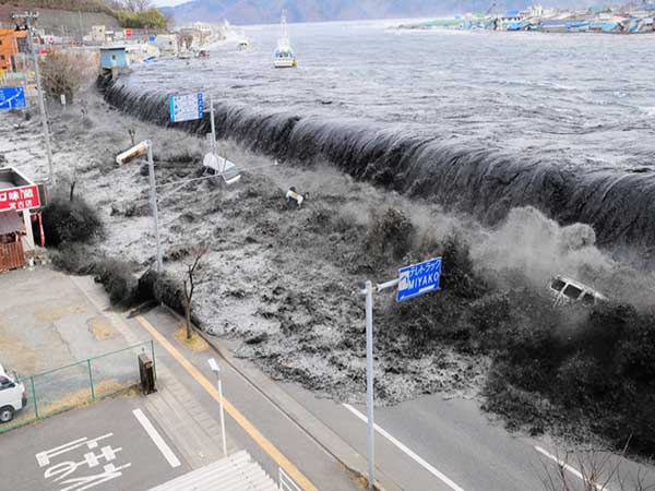 Nằm mơ thấy sóng thần đánh con gì dễ trúng, là điềm báo gì