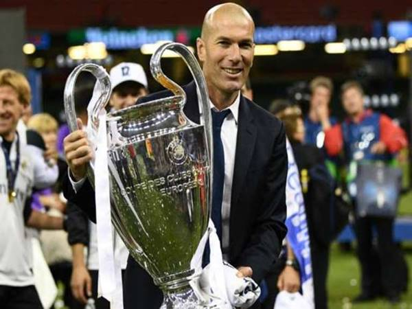 Tìm hiểu tiểu sử và sự nghiệp của HLV Zinedine Zidane