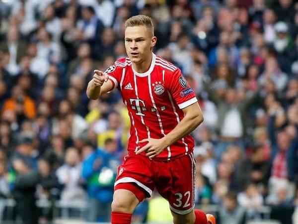 Tiểu sử Joshua Kimmich - Cầu thủ không thể thiếu của Bayern