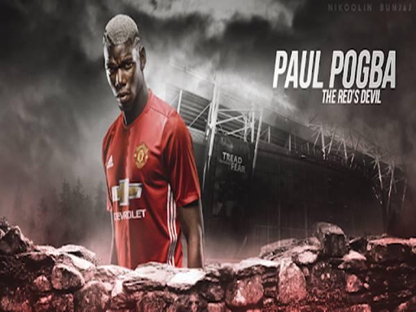 Tiểu sử Paulo Pogba - Tiền vệ tuyến giữa của quỷ đỏ