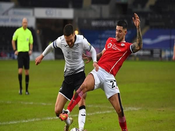 Nhận định trận đấu Barnsley vs Swansea City (2h15 ngày 18/5)