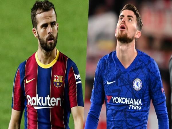Tin bóng đá 12/5: Barcelona muốn thực hiện đổi người với Chelsea