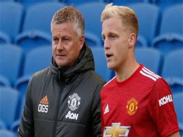 Tin bóng đá 4/5: Man United từ chối mọi lời đề nghị về Van de Beek