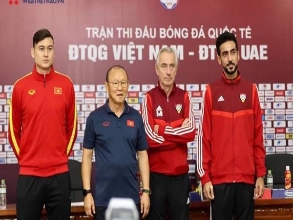 Bóng đá VN chiều 15/6: HLV Park Hang Seo có tỷ lệ bất bại vượt trội