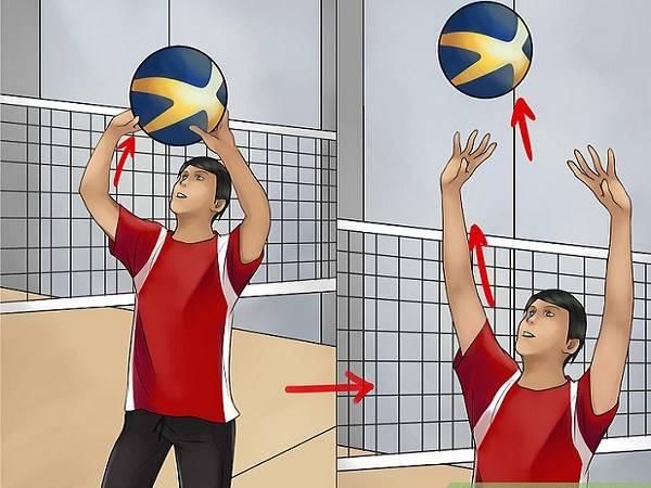 Hướng dẫn chi tiết kỹ thuật búng bóng chuyền cho người mới