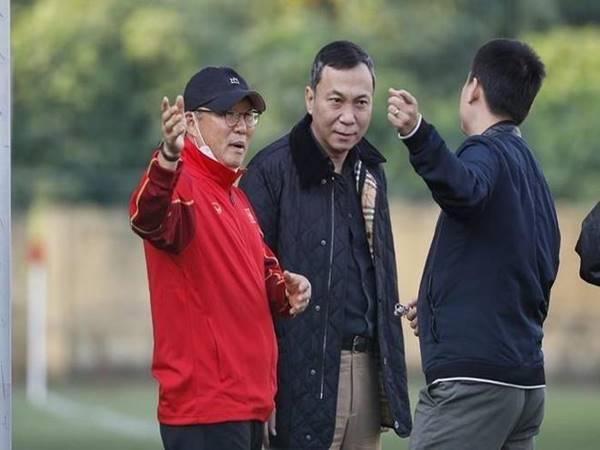 Tin bóng đá 4/8: Tuyển Việt Nam đóng cửa với báo chí luyện công